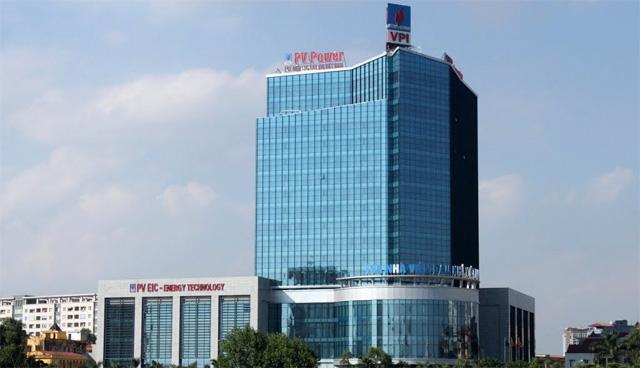 Công trình văn phòng Viện Dầu khí do Tổng Công ty Cổ phần Xây lắp Dầu khí Việt Nam (PVC) xây dựng