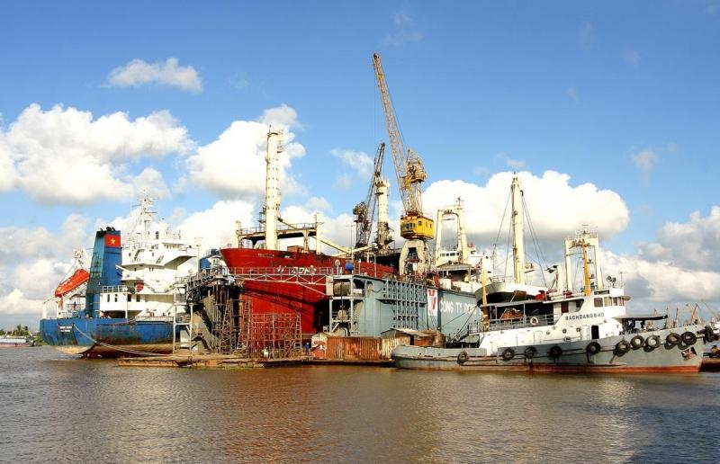 Tổng công ty công nghiệp tàu thủy Bạch Đằng