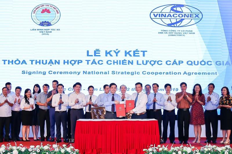 Tổng công ty CP Xuất nhập khẩu và Xây dựng Việt Nam