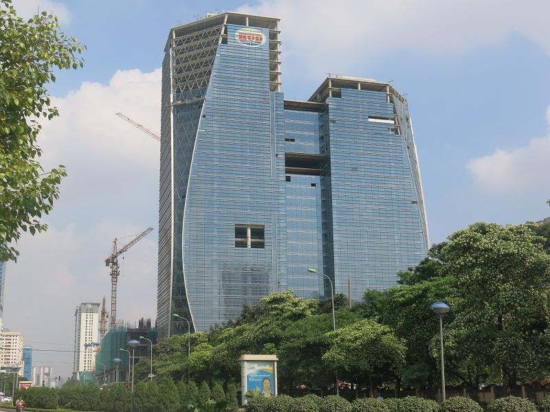 Trụ sở Tổng công ty Đầu tư Phát triển nhà và đô thị (HUD) đặt tại Hà Nội