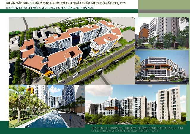 Tổng công ty đầu tư và phát triển nhà tại Hà Nội