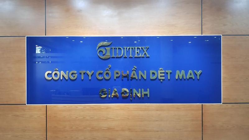 Tổng Công ty dệt may Gia Định - Giditex