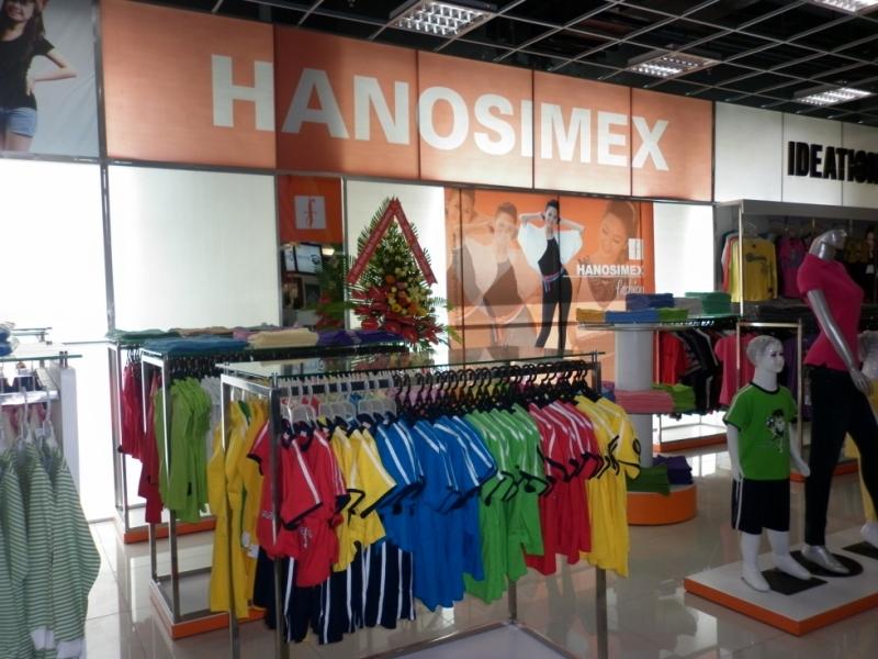 Tổng công ty dệt may Hà Nội - Hanosimex