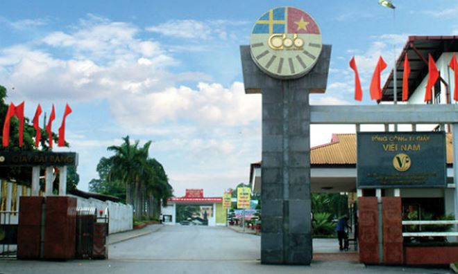 Tổng Công Ty Giấy Việt Nam