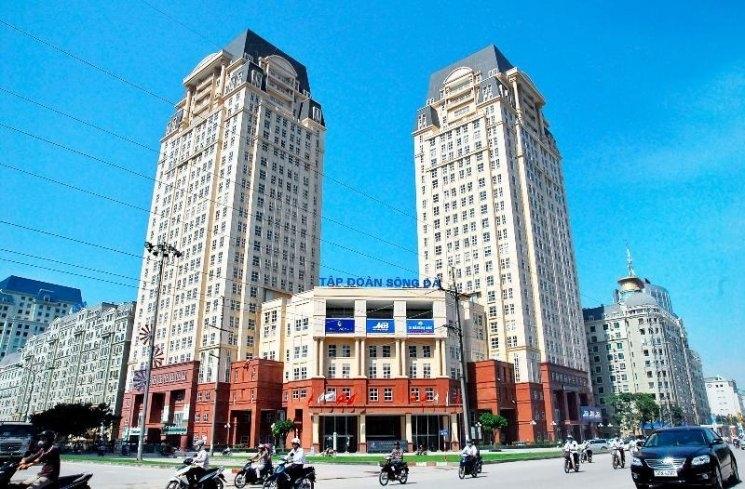 Tổng công ty Sông Đà là một doanh nghiệp của nhà nước thành lập vào năm 1961