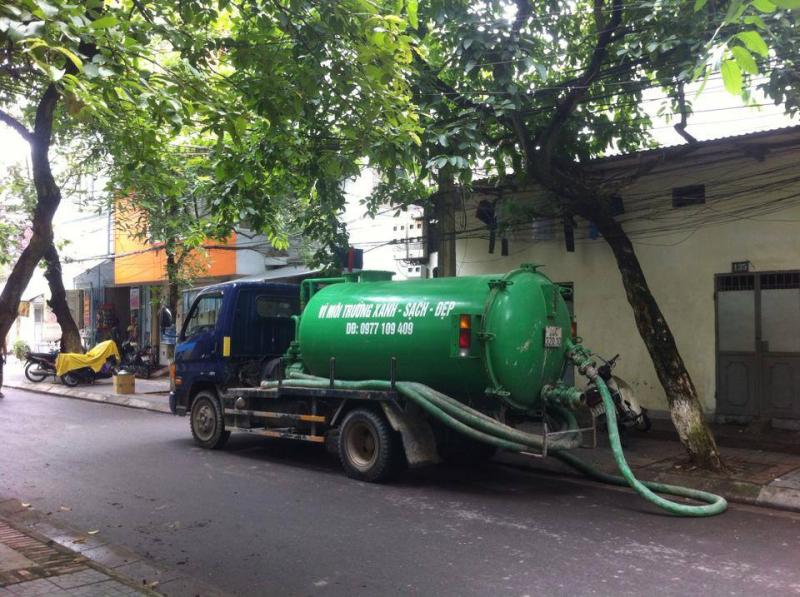 Tổng công ty TNHH xây dựng vệ sinh môi trường xanh Việt Tín
