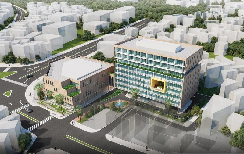Tòa nhà Quốc hội mới Việt Nam - Công trình Tổng công ty Tư vấn Xây dựng Việt Nam – VNCC tư vấn xây dựng