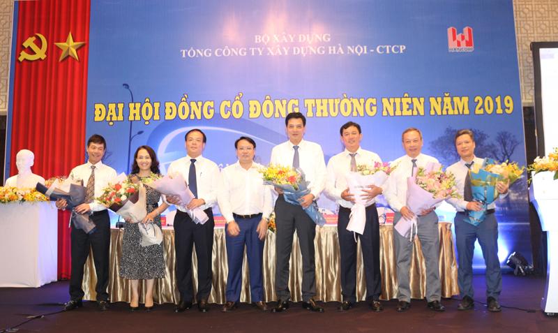 Tổng công ty xây dựng Hà Nội (HANCORP)