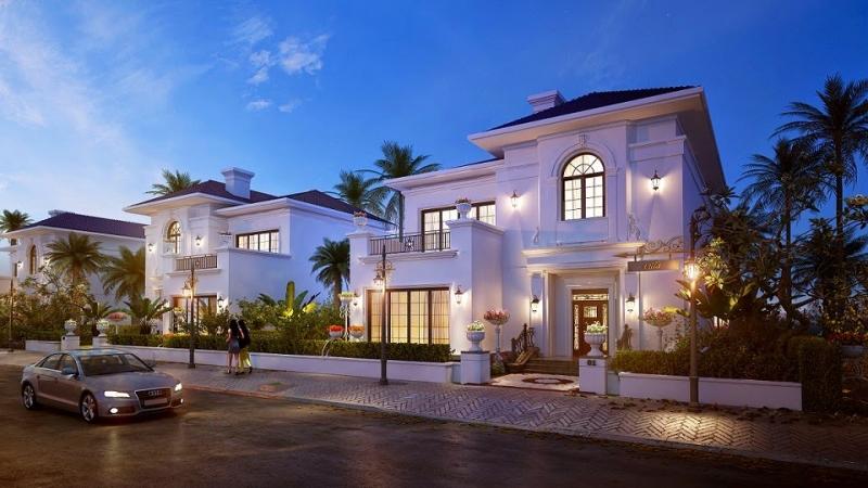 Khu nghỉ dưỡng Vinpearl Đầm Già do Tổng Công ty Xây dựng Số 1 xây dựng