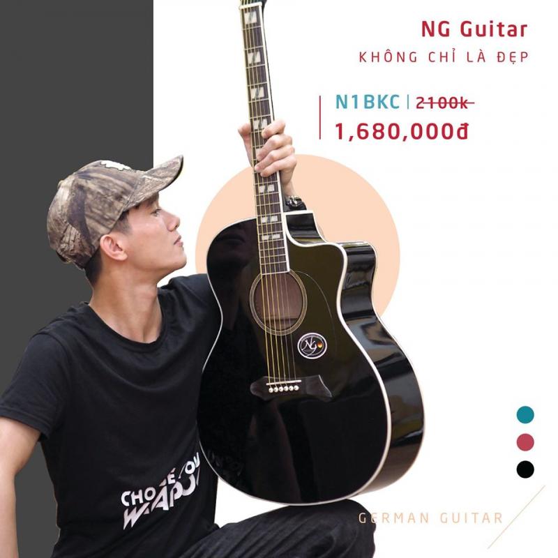 Top 6 cửa hàng nhạc cụ chất lượng tại Hải Phòng