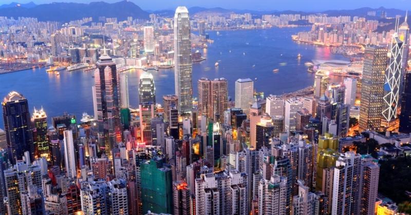 Hongkong có khí hậu thay đổi theo mùa