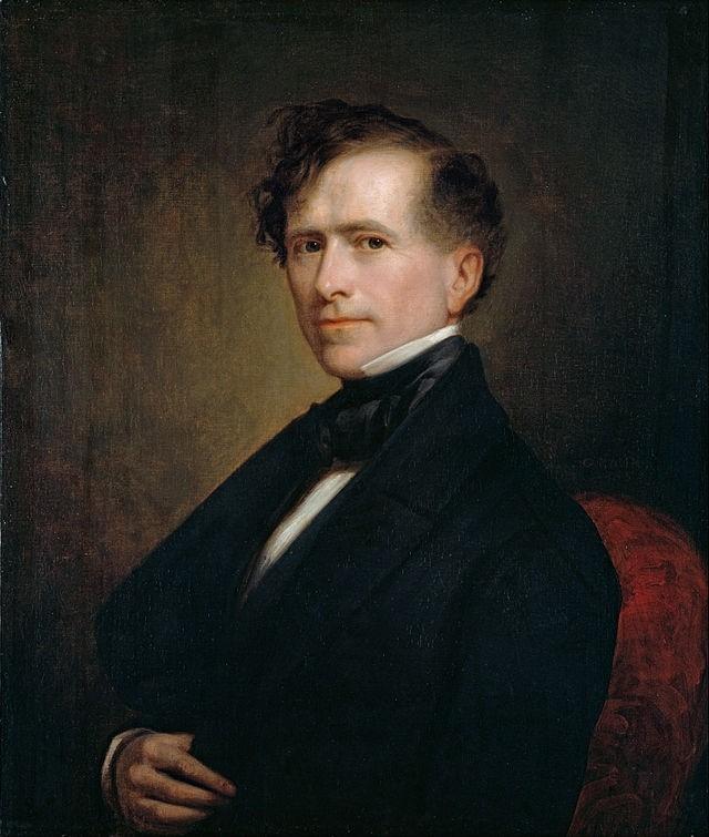 Tổng thống Franklin Pierce (1853-1857)