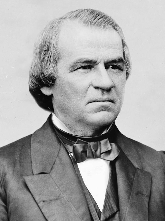 Tổng thống Andrew Johnson (1865-1869)