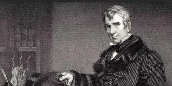 Tổng thống William Harrison (1841)