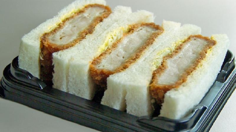 Bánh mì Tonkatsu