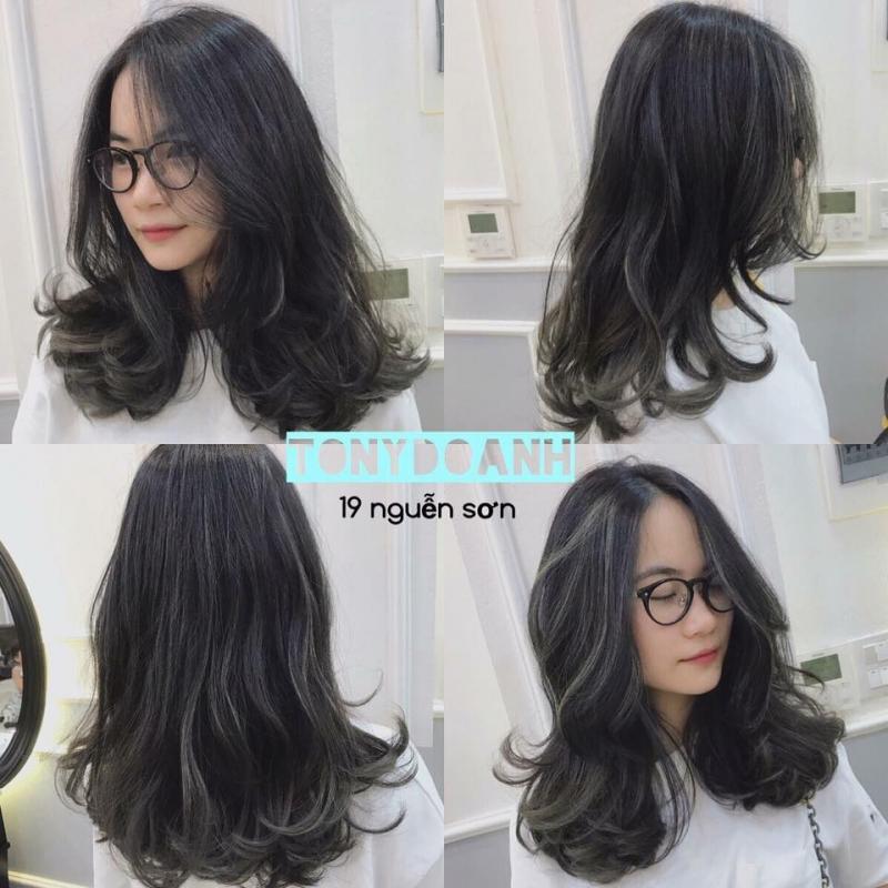 Tony Doanh hair salon