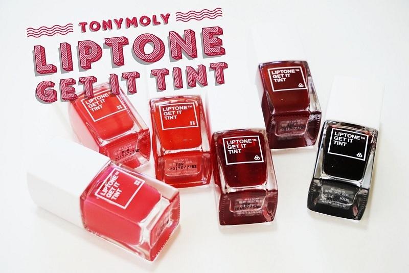 Thiết kế đặc biệt của Tonymoly Liptone Get It Tint