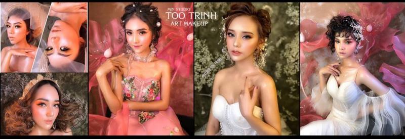 Top 10 Tiệm trang điểm cô dâu đẹp nhất Phú Yên