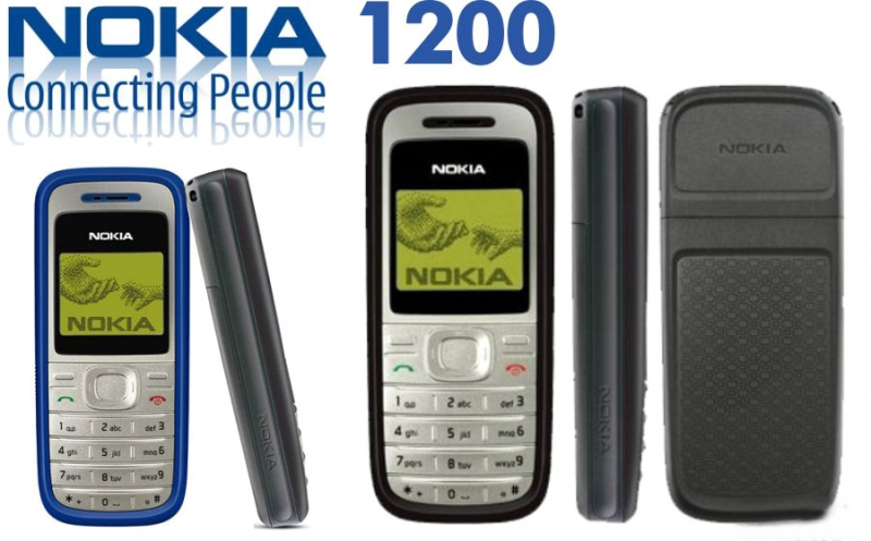 Huyền thoại Nokia 1200