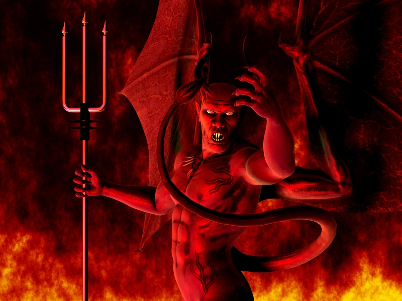 Satan – Chúa tể địa ngục