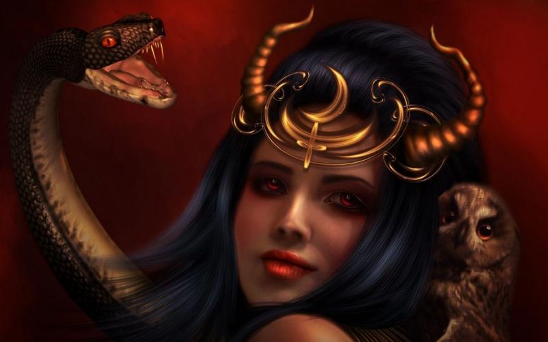 Lilith – Người đàn bà đầu tiên
