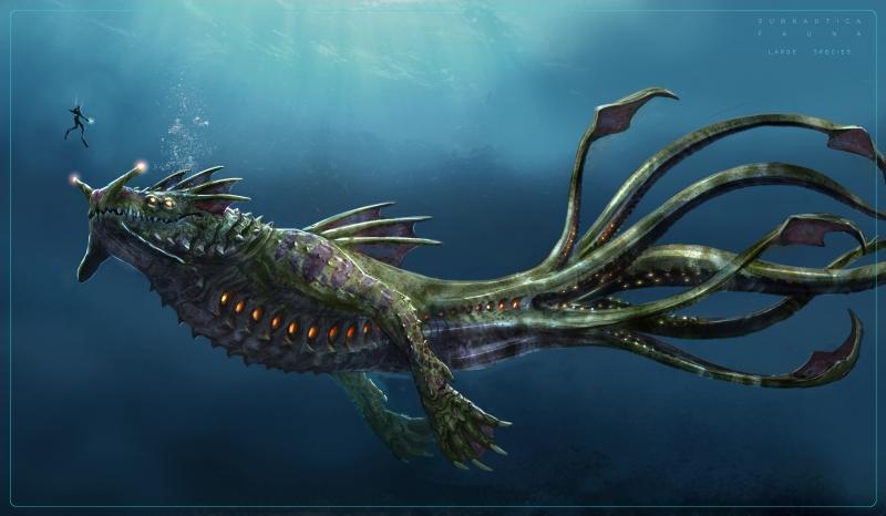 Leviathan – Quái vật biển khổng lồ