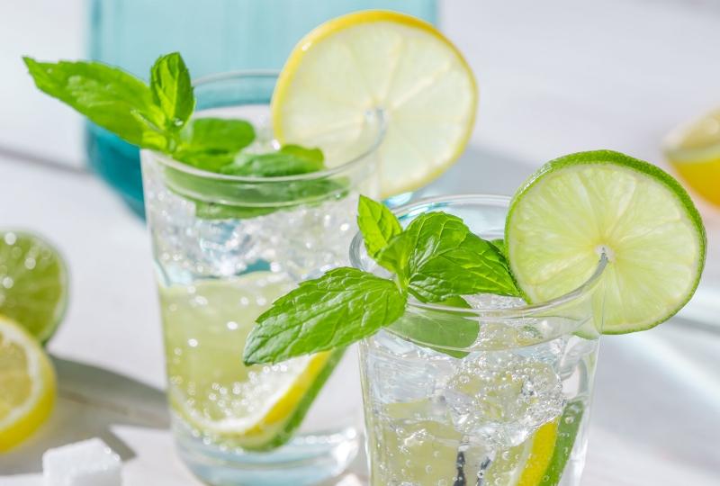 Nước chanh giúp giải say bia rượu