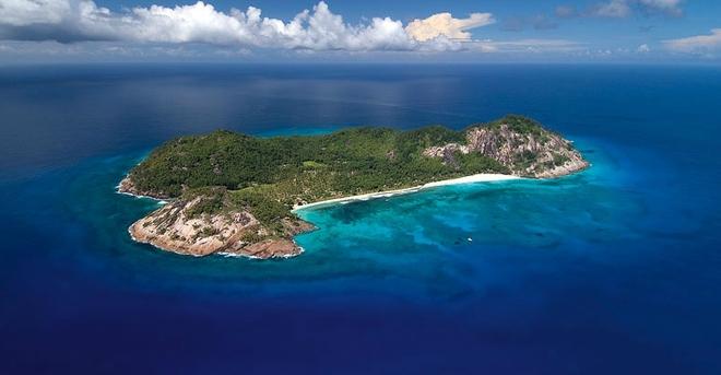 Toàn cảnh đảo Bắc Seychelles