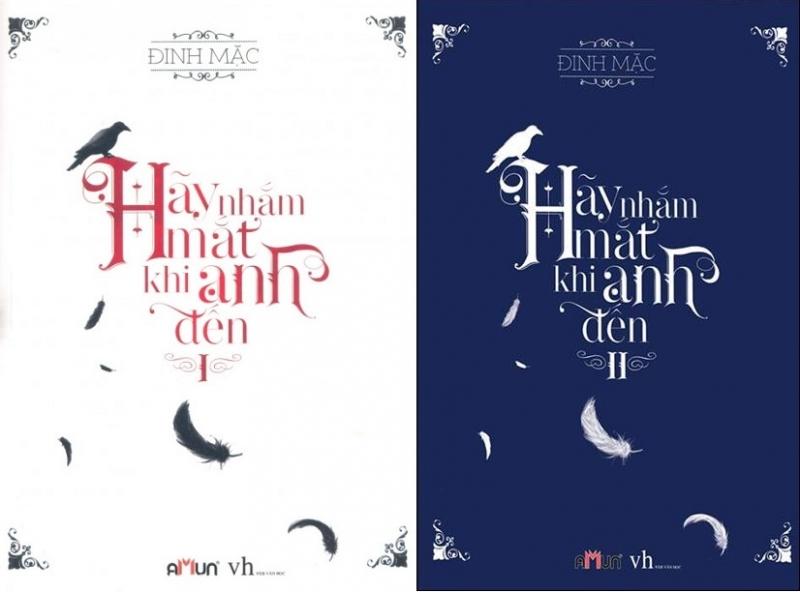 Tác phẩm đã được suất bản với nhiều lựa chọn ảnh bìa bắt mắt