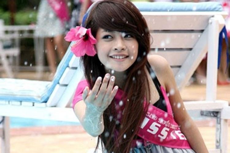 Chi Pu tại Miss Teen 2009