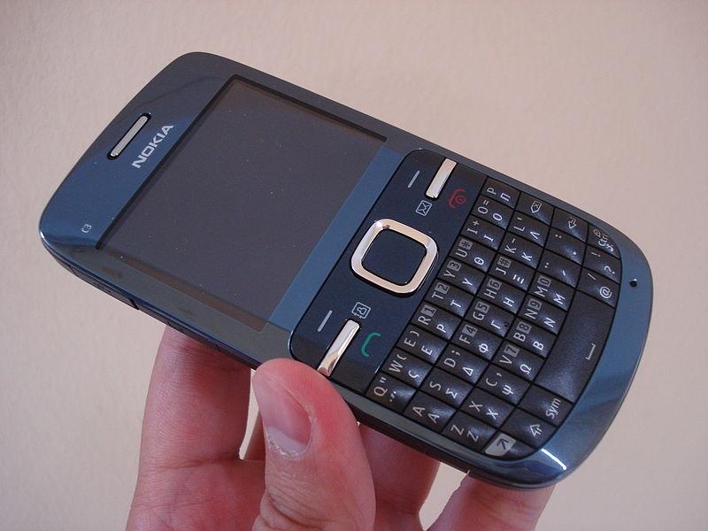Nokia C3-00 mới bàn phim và màn hình vô cùng đặc biệt