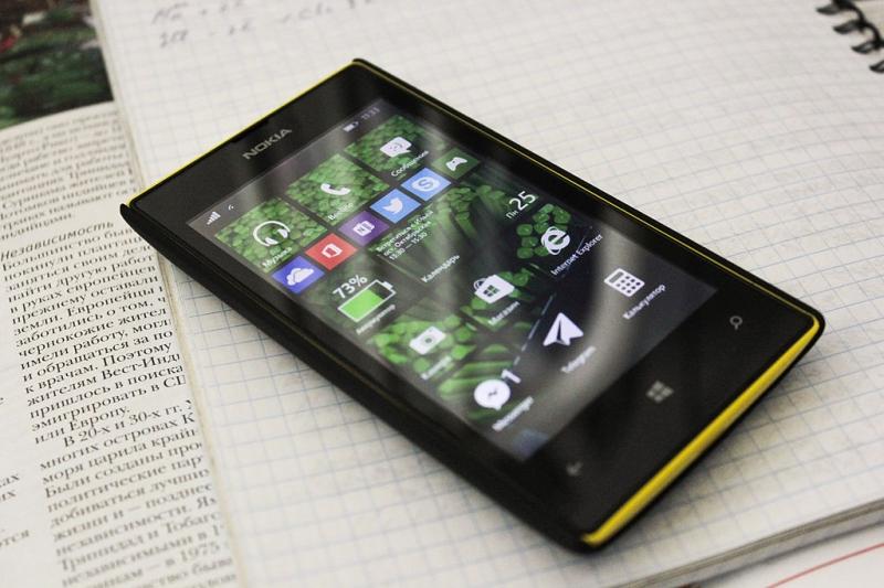 Lumia 530 dòng điện thoại cảm ứng đời đầu của Nokia