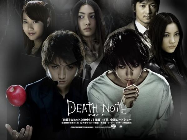 #1: DEATH NOTE (Cuốn sổ tử thần)