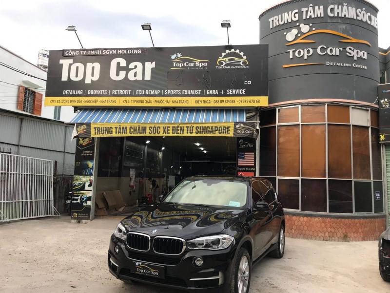 Top Car Spa Vietnam