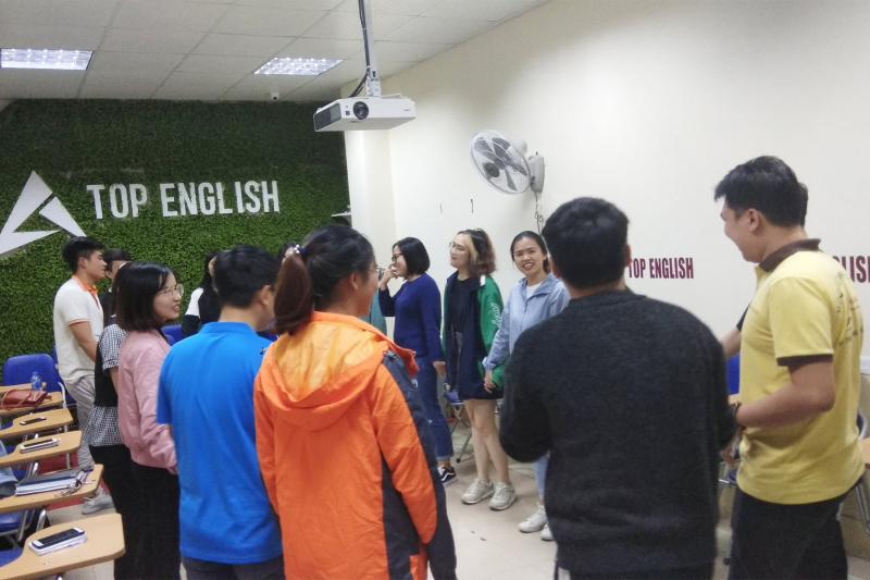 TOP English