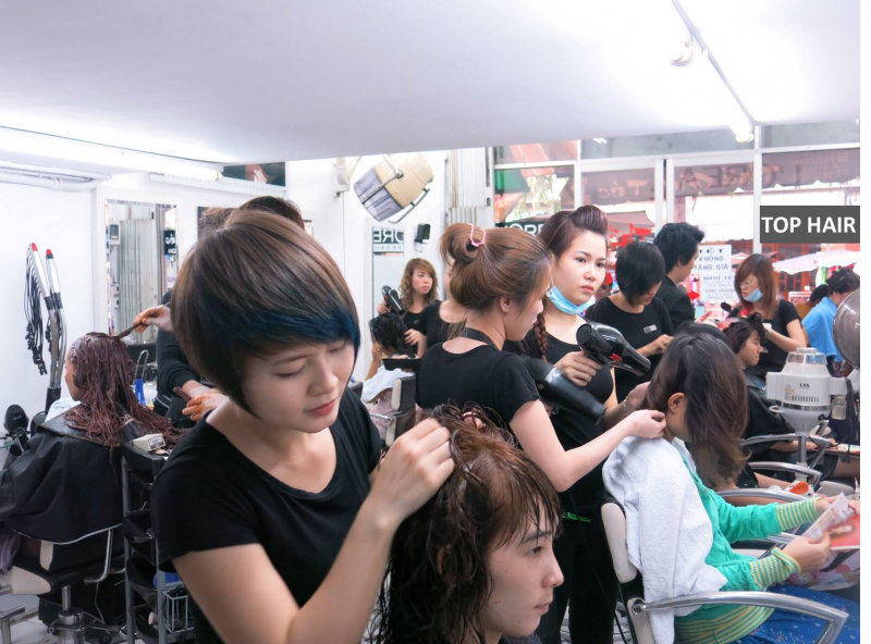 Top Hair salon