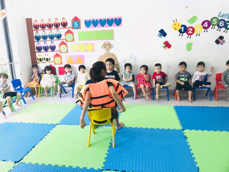 TopMind English Preschool - Trường mầm non TopMind Nha Trang