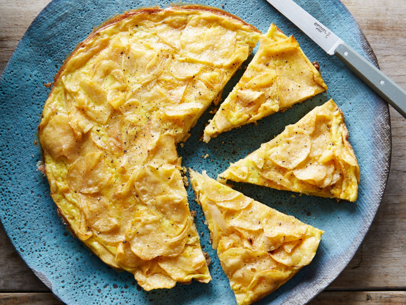 Bánh Tortilla