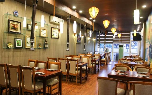 Không gian nhà hàng Toru Restaurant
