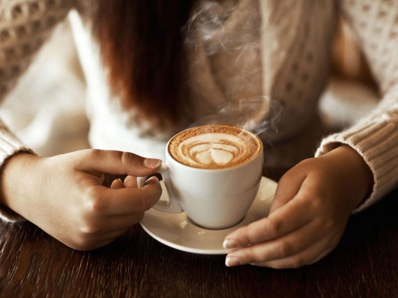Cà phê tốt cho gan.