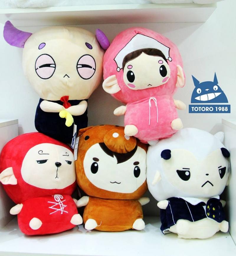 Top 6 shop phụ kiện anime/manga được yêu thích nhất ở TP.HCM