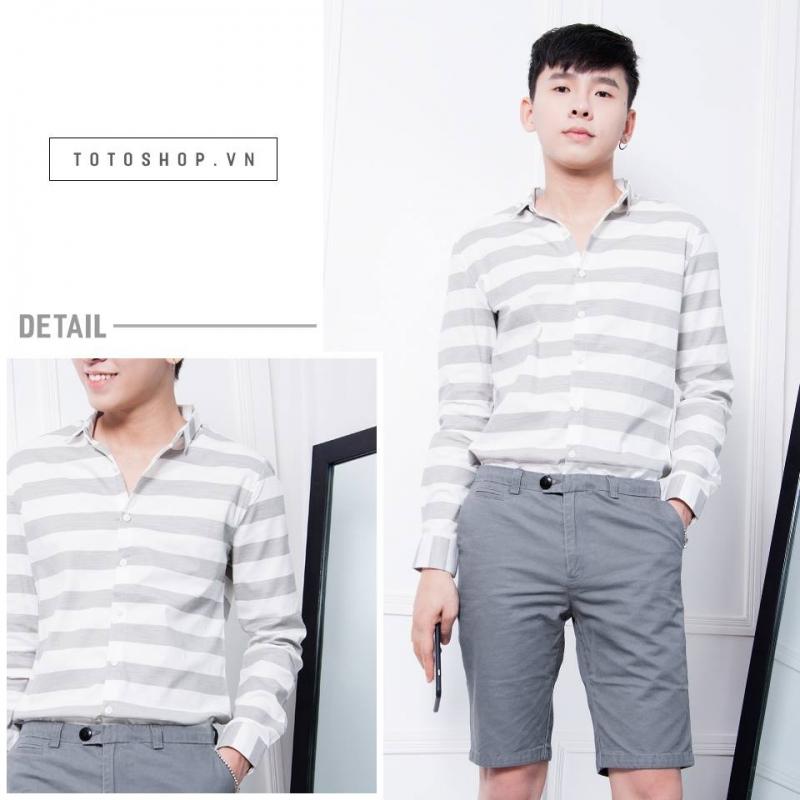Totoshop - Shop bán quần kaki nam đẹp và chất lượng nhất TP. HCM
