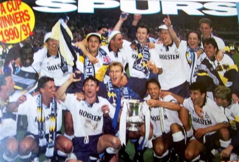Tottenham Hotspur - 8 lần