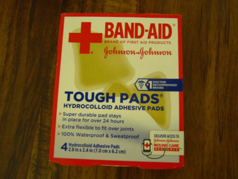 miếng dán mụn Tough Pads Hydrocolloid Adhesive Pads