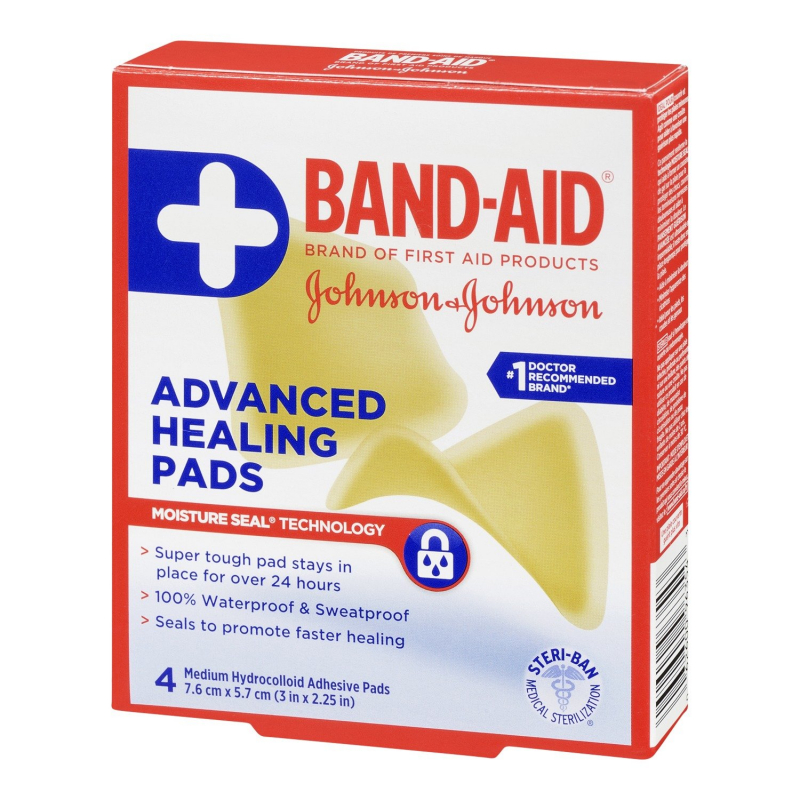 Tough Pads Hydrocolloid Adhesive Pads được nhiều tín đồ làm đẹp ngợi ca, giúp da loại bỏ mụn một cách khá tiện lợi.