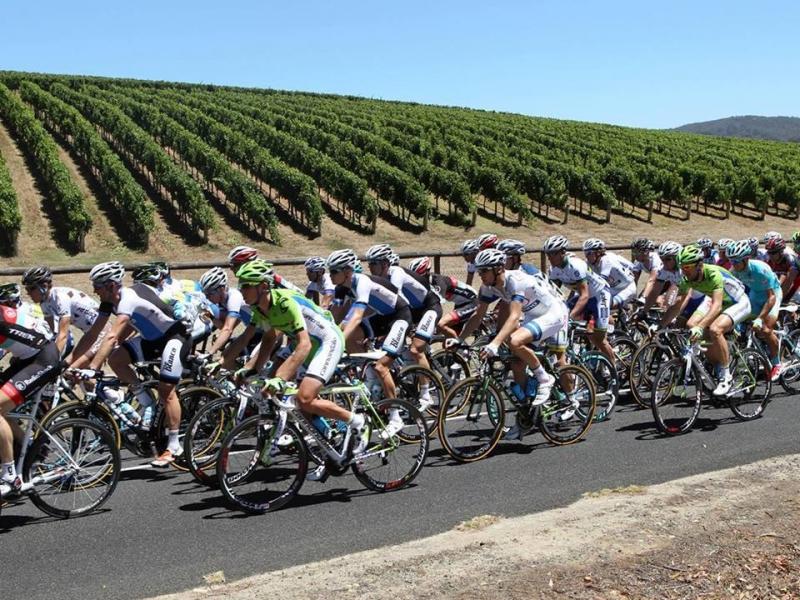 Các tay đua sẽ phải trải qua thời tiết nắng nóng ở Úc