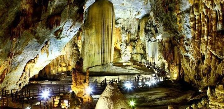 Tour Du Lịch Hà Nội - Đà Nẵng - Huế - Động Thiên Đường