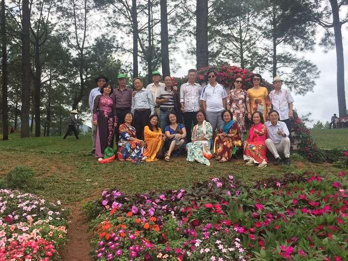 Tour du lịch Hà Nội - Mộc Châu