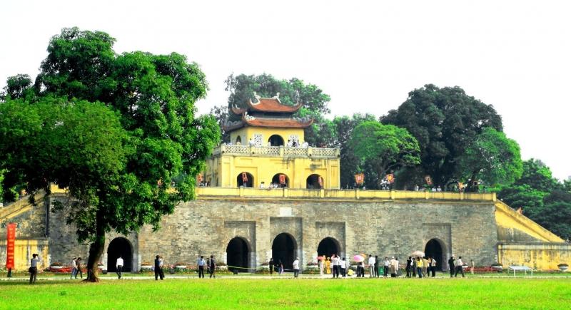Cuộc du xuân trên đất Hà Thành mang đến kỷ niệm khó quên.