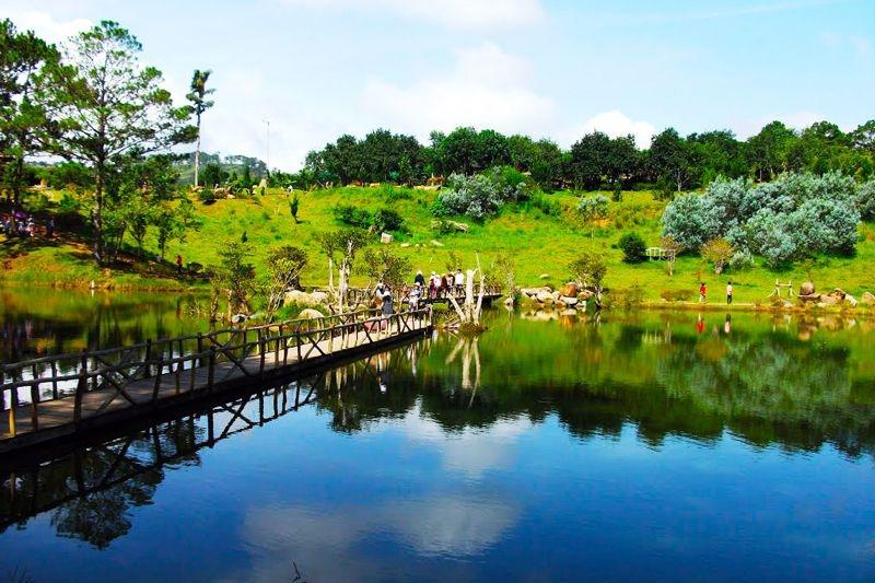 Tour Thắng Cảnh Thiên Nhiên Đà Lạt được tổ chức bởi Đà Lạt Trip